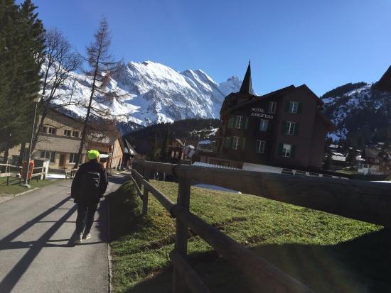 Zdjęcie Hotel Jungfrau