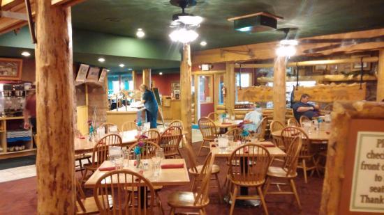 Three Bear Restaurant Rustic Dining