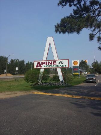 A Pine Restaurant