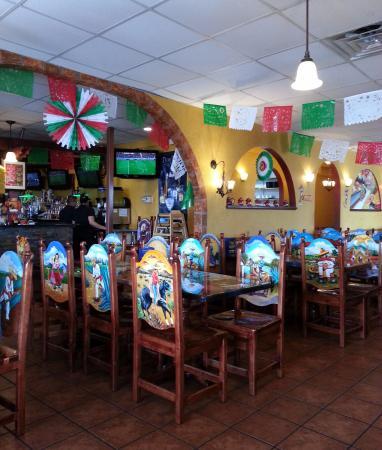 Mexican Restaurant Bay Rd Saginaw Mi