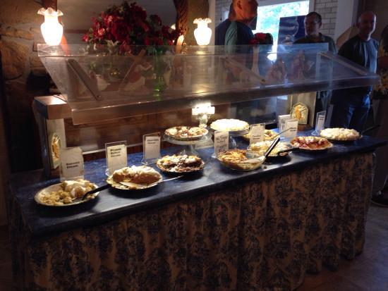 Winslow, AR: Grandma's House Cafe