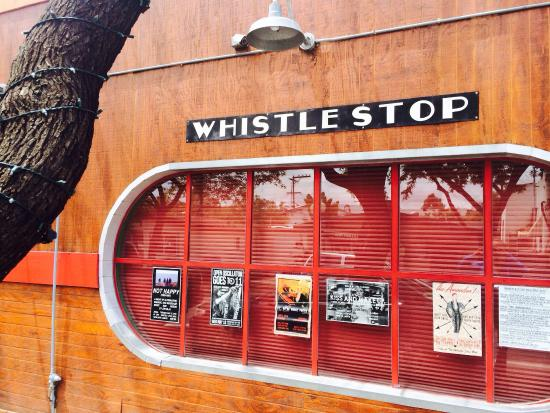 ‪Whistle Stop Bar‬