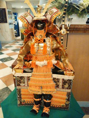 Ueno First City Hotel: 五月人形