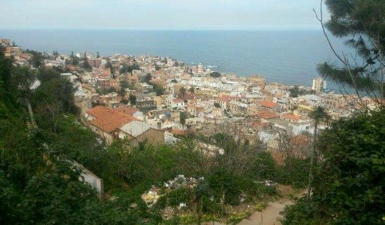 Alger, Algerie: Basilique Notre-Dame d'Afrique