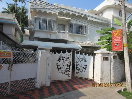 Cochin casa bella updated 2017 guesthouse reviews for Bella casa d artigiano
