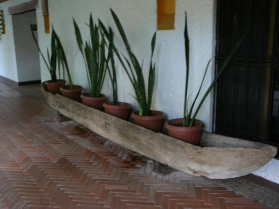 Hotel Ciudad Real Palenque: национальный колорит