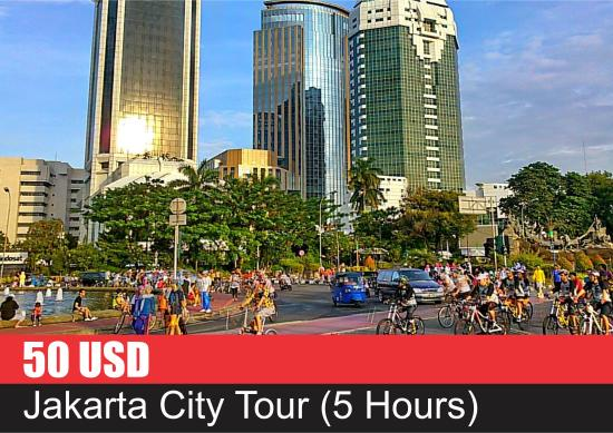 ‪Holiday Jakarta City Tour - Day Tours‬