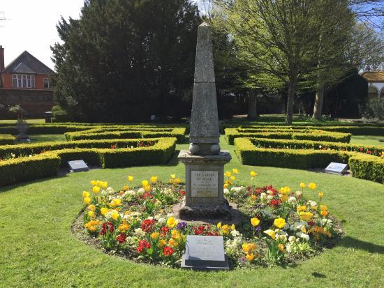 War Memorial Spalding