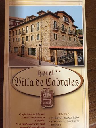 Villa de Cabrales Hotel-Apartamentos: photo0.jpg