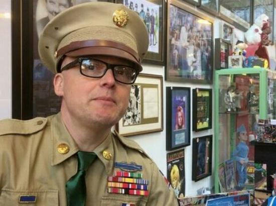 Coventry, UK: Sgt Bilko's Vintage Emporium