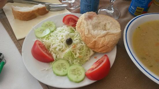Restaurant Jug
