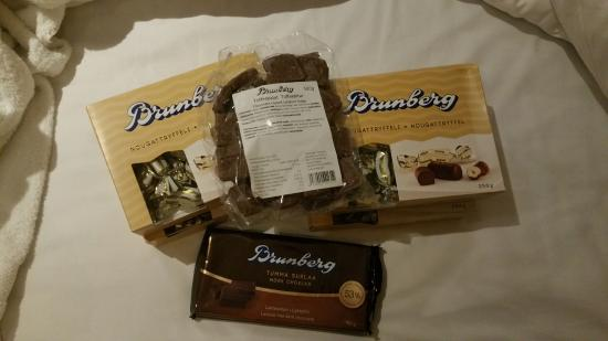 Brunberg Candy Factory Shop: Thats all I bought..