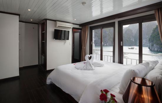 Aclass Cruises Halong Bay Day Tours