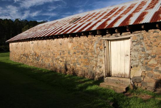 Old Wesleydale Heritage Accomodation: Historic