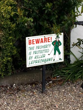 Killeen House: Watch out for the 'Killer Leprechauns'
