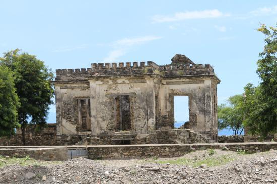Liquica, Timor Leste: Edifice principal