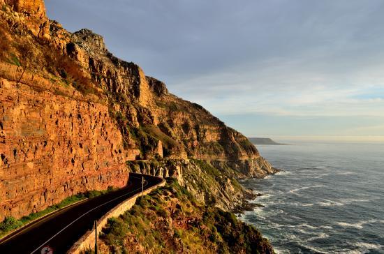 Западно-Капская провинция, Южная Африка: Chapman's Peak Drive