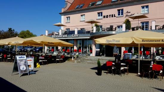 Café Am Yachthafen