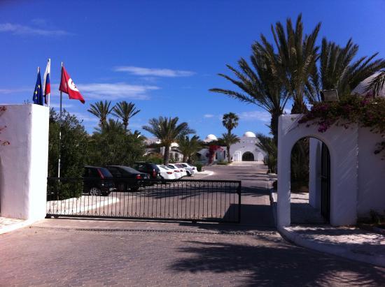 Entrée Rym Beach - Picture of Seabel Rym Beach, Midoun - TripAdvisor