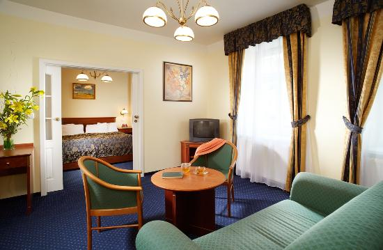 Orea Hotel Anglicky Dvur