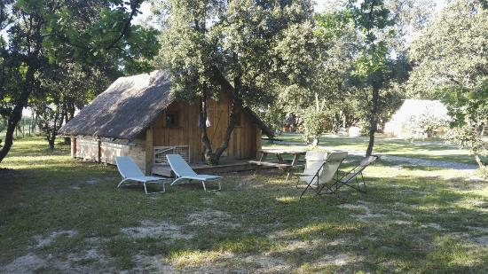 Richerenches, فرنسا: Lodges en Provence