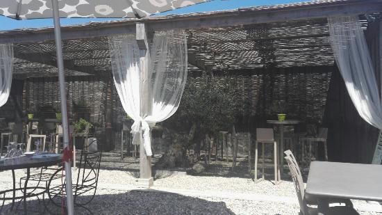 Richerenches, Frankrike: Lodges en Provence