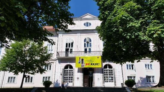 National Museum of Contemporary History (Muzej Novejše Zgodovine Slovenije)