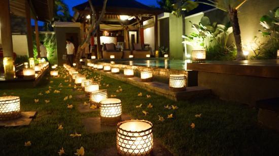เดอะอูลิน วิลล่าส์ แอนด์ สปา: amazing stay in Ulins villa. A peaceful & quiet spot in seminyak city center.Super sweet all aro