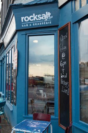 Bexhill-on-Sea, UK: Rocksalt-on-sea