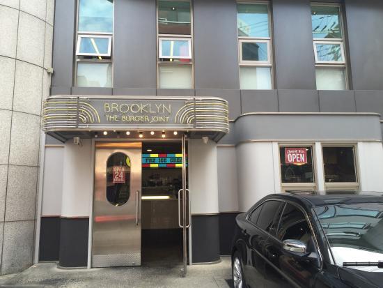 Brooklyn The Burger Joint Samsung Photo