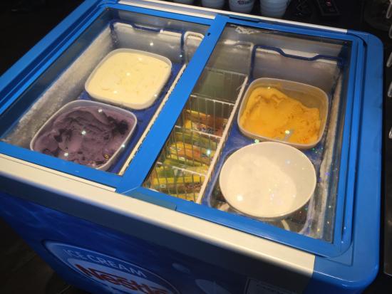 Yakimix: Icecream