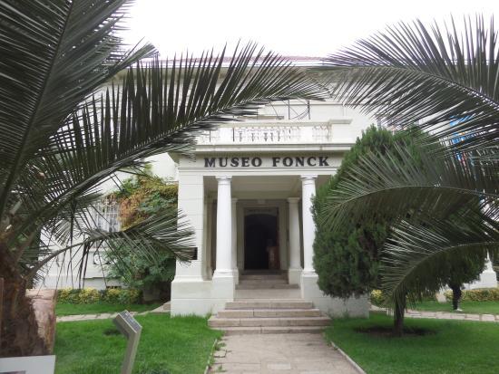 AboutChile: Fonck Museum