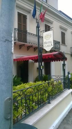 Hotel Claila: esterno