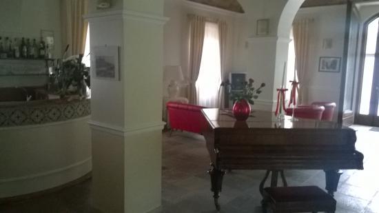 Hotel Claila: sala1