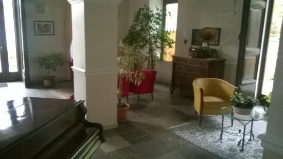 Hotel Claila: sala2