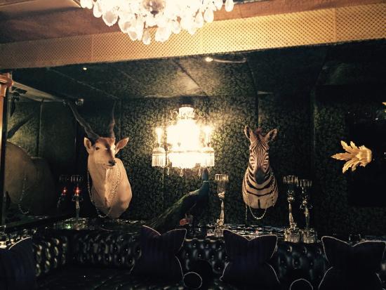 The Crazy Bear Hotel - Beaconsfield