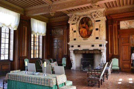 Chateau de Flecheres