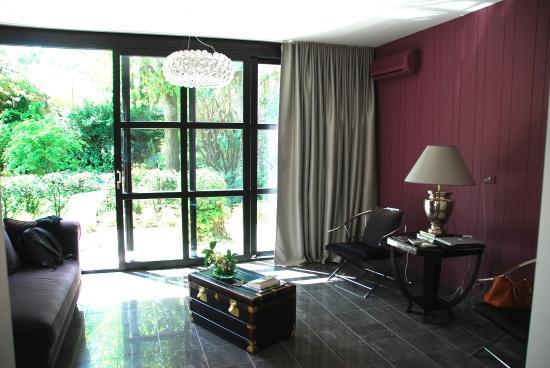 Villa Carrée : suite Bardon