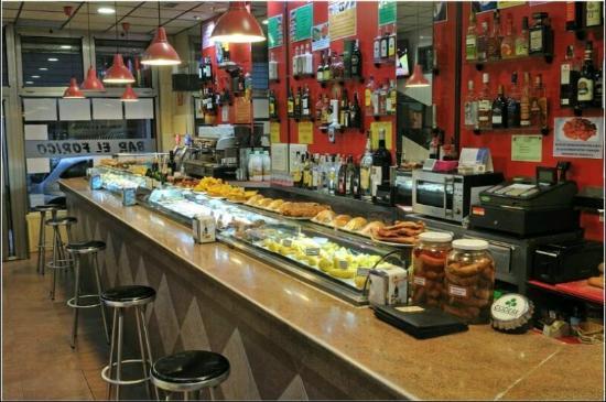 Bar El Forico