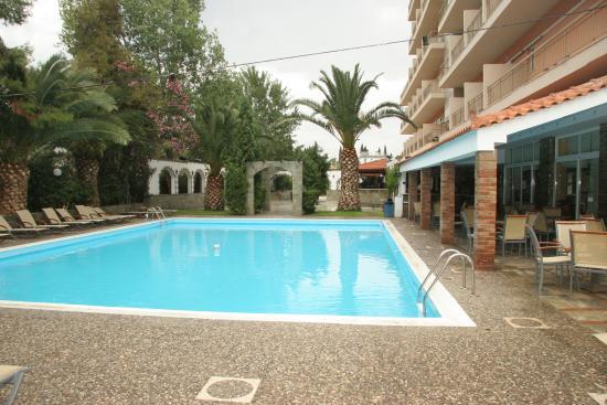 Stefania Beach Hotel: Ξενοδοχείο ΣΤΕΦΑΝΙΑ