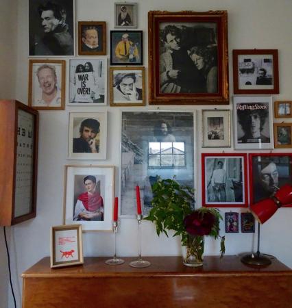 Un angolo della sala da pranzo picture of la cena di for Pianta della sala da pranzo