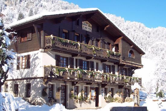 Chalet Hotel L'Eau Vive