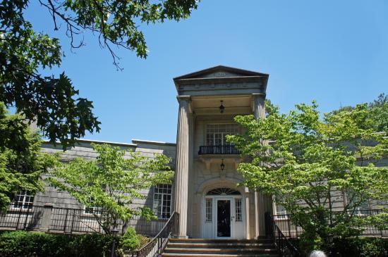 Huntsville, AL: Burritt Mansion