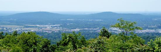 View of Huntsville