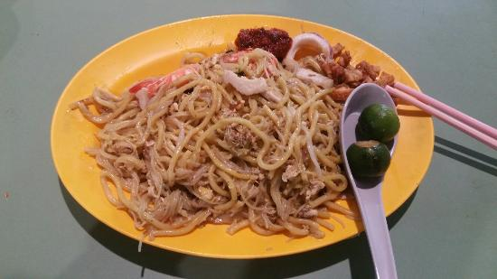 Bedok South Niu Ji Prawn Noodles