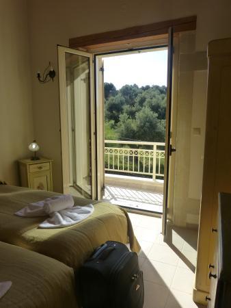 Maroulas, Grecia: second bedroom