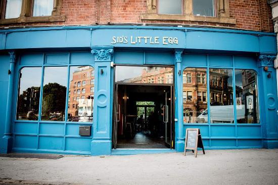 Sid's Little Egg