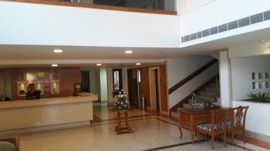 Arcadia Regency Hotel Alleppey: 20160327_173228_large.jpg