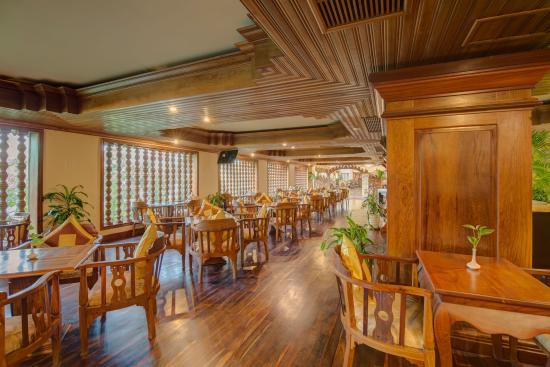Angkor Era Hotel: Restaurant