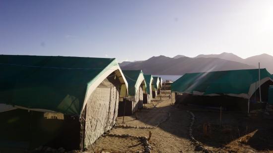 Landscape - Pangong Delight Camp Photo